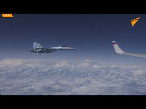 Tense encounter between NATO and Russian fighters on the Baltic