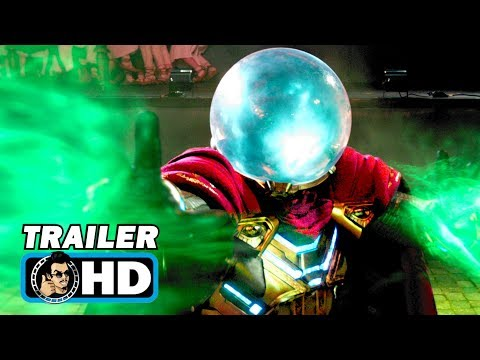 SPIDER-MAN: FAR FROM HOME Trailer #2 (2019) Marvel Movie