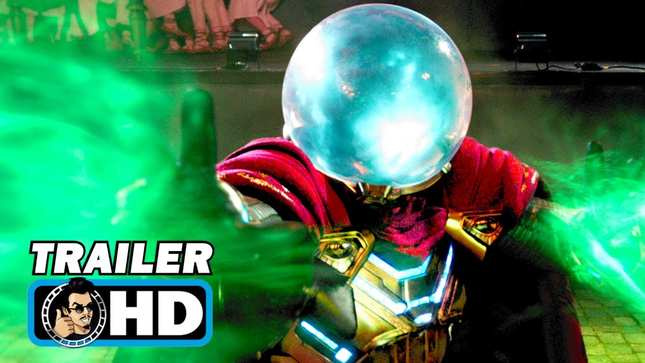 Download SPIDER-MAN: FAR FROM HOME Trailer #2 (2019) Marvel Movie
