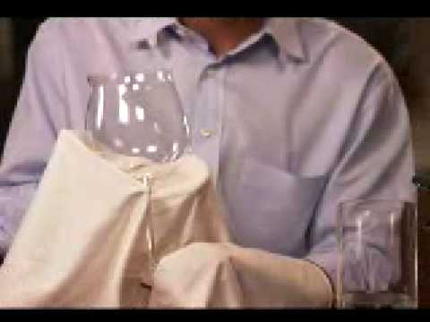 Tips for Cleaning Wine Stemware By Maximilian Riedel