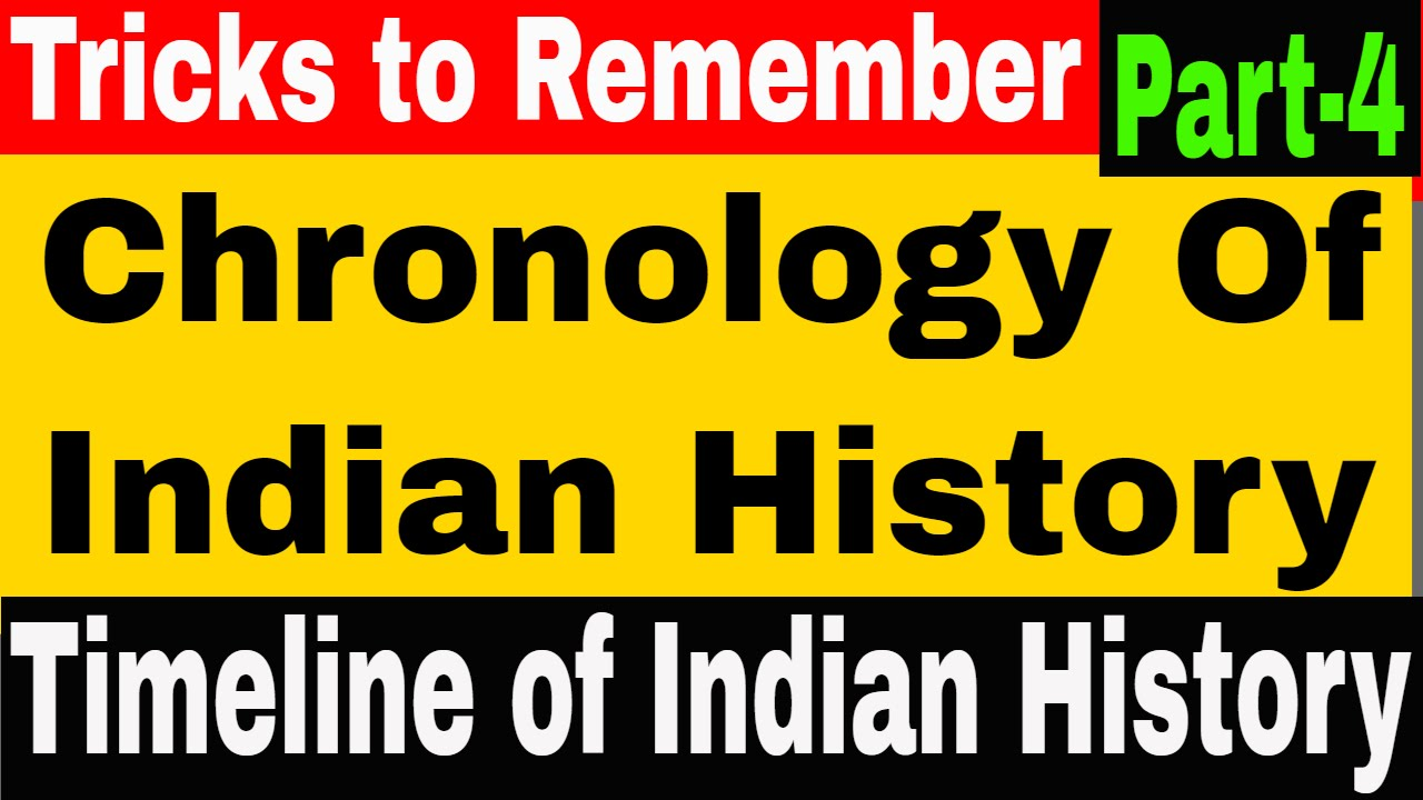 The chronology of indian dynasties in ancient india timeline history also rh youtube