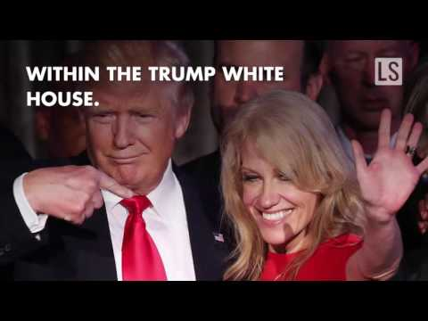 Trump picks Kellyanne Conway to serve as counselor to the president