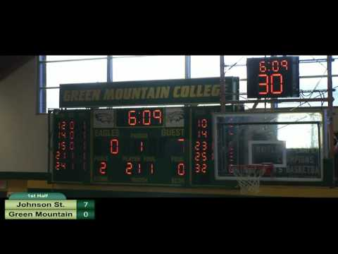 Johnson State vs. Green Mountain NCAA Women's Basketball