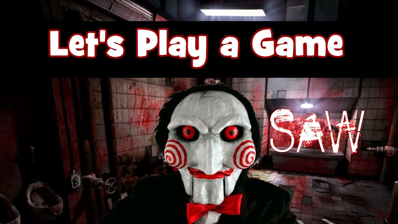 Jigsaw Lets Play A Game Youtube