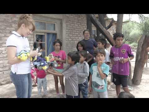 Аржентина - Мари - жена с 15 деца