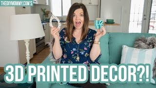 I tried 3D printing home decor! | NEVA Review