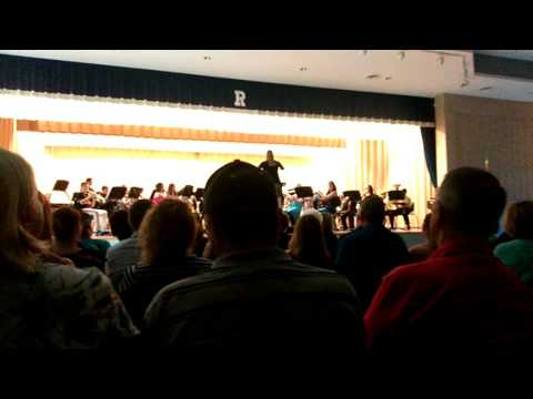 Redwater Middle School Spring Concert #1