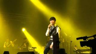 [Fancam] 160217 JJ Lin 林俊傑 可惜沒如果 If Only By Your Side Vancouver Concert [wackycashew]