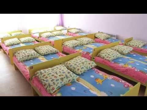 В Сидоровке открылся детский сад на 75 мест