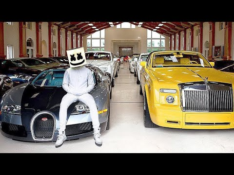 15 Ridiculous Expensive Things Marshmello Owns