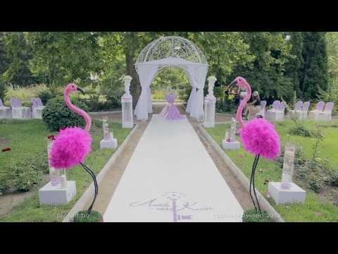 Backstage свадьбы в стиле Алиса в стране чудес, ПрофАрт, Тирасполь