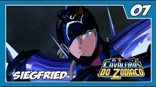 Cavaleiros Do Zodíaco: Alma dos Soldados - ASGARD #07 - Siegfried
