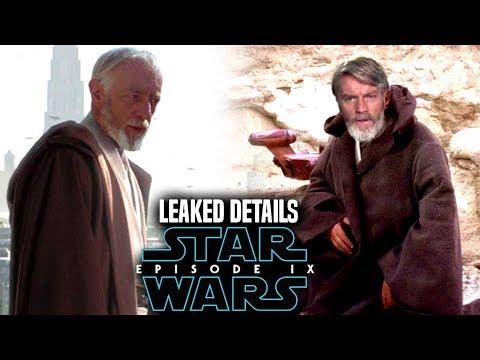 Star Wars Episode 9 Kenobi HUGE Secret Revealed Star Wars News