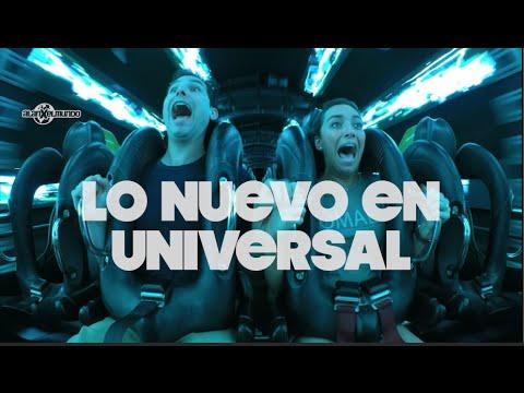 Lo Nuevo en Universal Orlando!