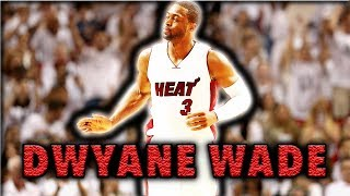 TOP 10 PLAYOFF PLAYS BY DWYANE WADE