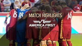 RSL v HOU: Broadcast Highlights 9/17/2016