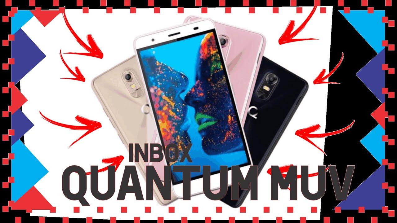 Smartphone Quantum Muv Pro (TecFonneBrazil - YouTube