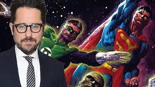 Is JJ Abrams REALLY Making Superman & Green Lantern Movies?
