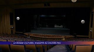 Yvelines | Le monde culturel s'adapte au couvre-feu