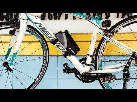 Merida จักรยานสวยน่าปั่น ไปโรงเรียนวันหยุด เจอะจักรยานยี่ห้อดังสุดเท่ Shimano 105