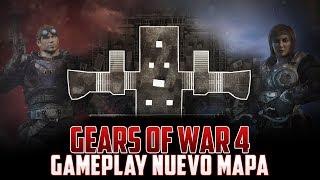 Gears of War 4   Nuevo Mapa 2vs2 - Primera partida!!