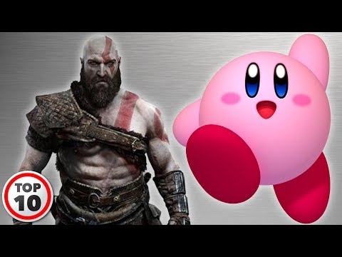 Top 10 Video Game Characters Who Can't Die