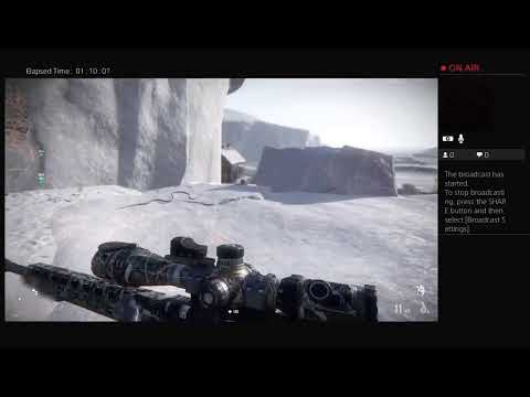 Sniper Ghost Warrior Contracts: Without Dying