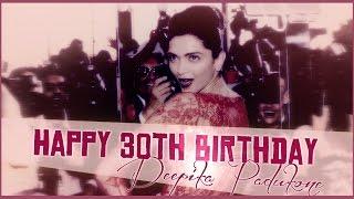Happy 30th Birthday Deepika Padukone ( Reasons We Love Her + Fan Messages )
