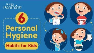 Are you taking your child's personal hygiene seriously? as parents, it is essential and important for to help little one develop good hygie...