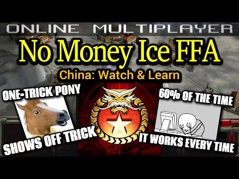 No Money Ice FFA - China - No Rules