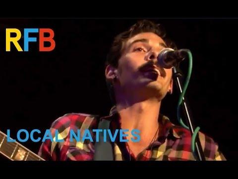 Local Natives | Rockfeedback HQ 2009