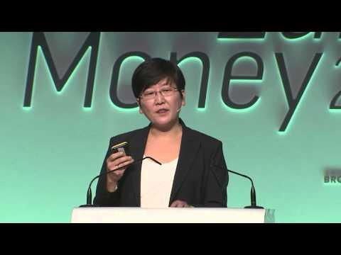 Money20/20 Europe 2016 - Elle Kim, Samsung Pay