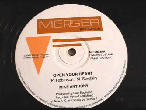 Mike Anthony - Open Your Heart