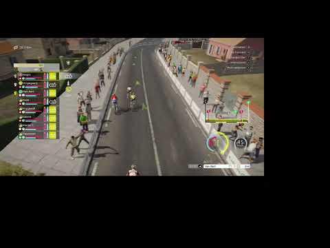 TDF 2021 Game, Stage 19 of Tour De France as Jumbo Visma |