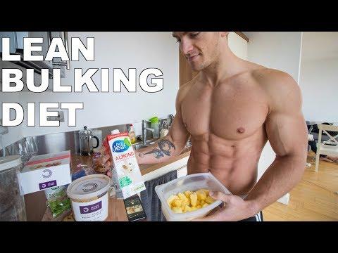 IIFYM FULL DAY OF EATING - LEAN BULK