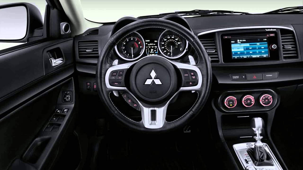mitsubishi lancer 2014 new  YouTube