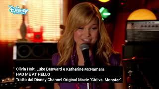 Girl vs. monster - had me at hello music video