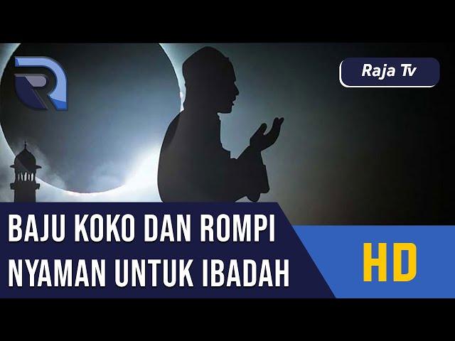 SAHL Apparel - Baju Koko, Kemko, Rompi Shalat Premium