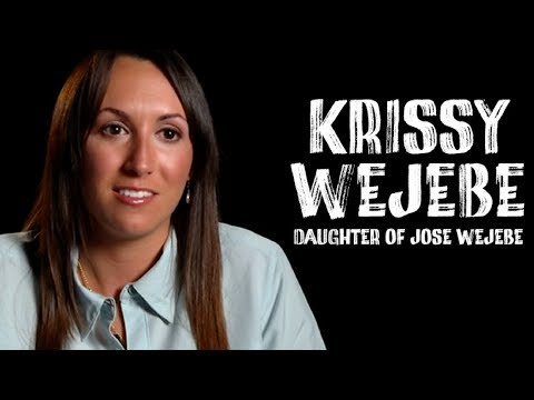 Costa Father's Day: Krissy Wejebe Remembers Father Jose Wejebe