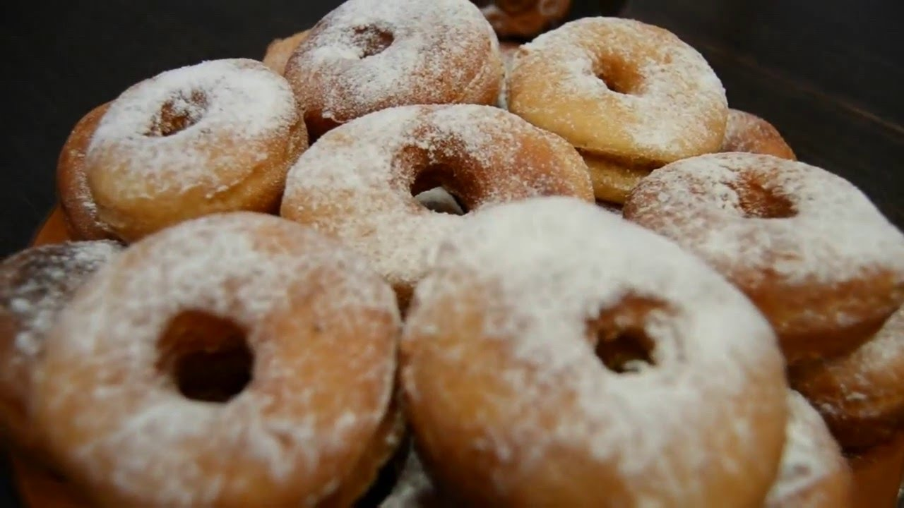 как приготовить воздушные пончики на кефире