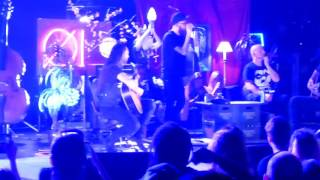 In Flames - Hurt - live @ Theater 11, Zurich 31.03.2017