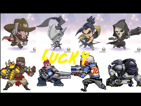 The Luck of the Spray l Overwatch