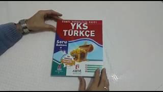 Kanıt Yayınları YKS Türkçe Soru Bankası