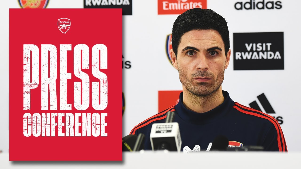 Arteta on Torreira, Tierney and Premier League action | Mikel Arteta's pre-West Ham press conference