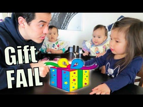 Birthday Gift Fail :( - March 27, 2015 -  ItsJudysLife Vlogs