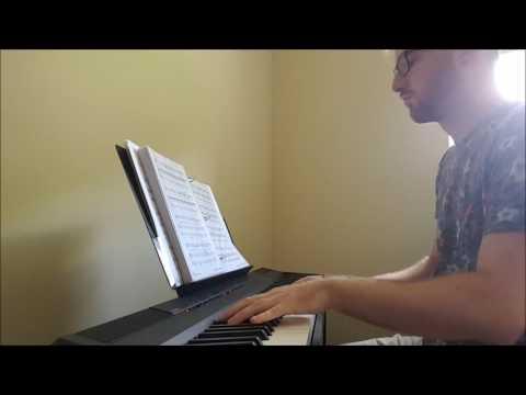 Kesha - Praying (instrumental piano cover)