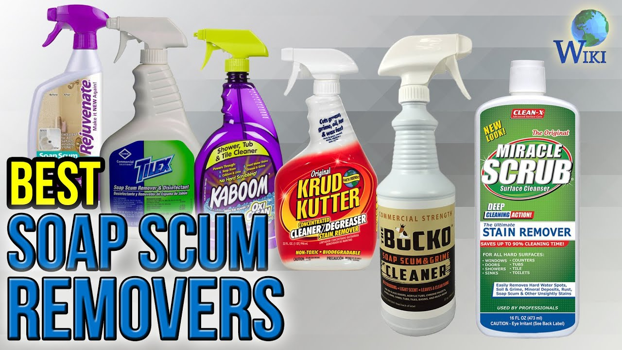 10 Best Soap Scum Removers 2017 Youtube