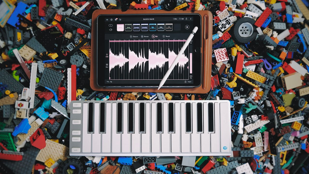 67191308bc7 HOW TO MAKE BEATS FAST on iOS DEVICES using BLOCS WAVE!!! - YouTube