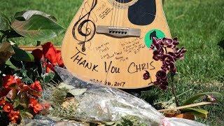 Thank You Chris - Chris Cornell's Gravesite