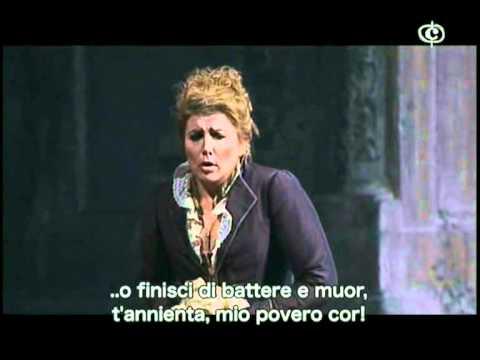 Maria Guleghina - Ma dall'arido stelo divulsa